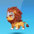 天天酷跑假面狮王