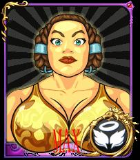 公主铜须max