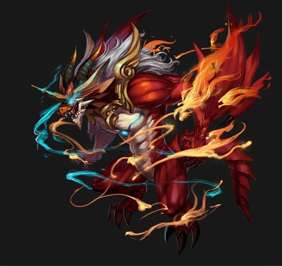 时空猎人神兽5阶开放升级 角色战力再次提升