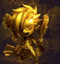 天天酷跑黄金小帅满级费用是多少 黄金小帅满级属性