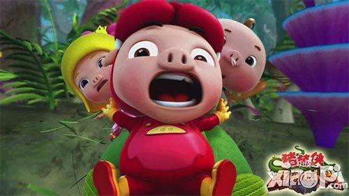 猪猪侠8勇闯巨人岛_海上电影《猪猪侠之勇闯巨人岛》剧照20
