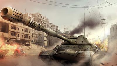 3d坦克争霸1