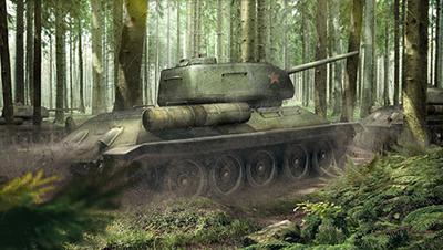3d坦克争霸4