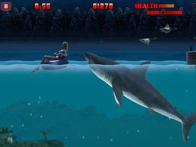 饥饿的鲨鱼2
