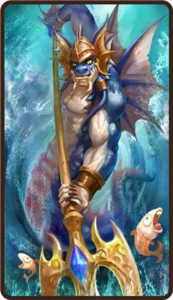 刀塔传奇大鱼人