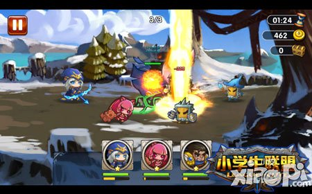 小学生联盟虚空的远征详解 超人气战斗玩法