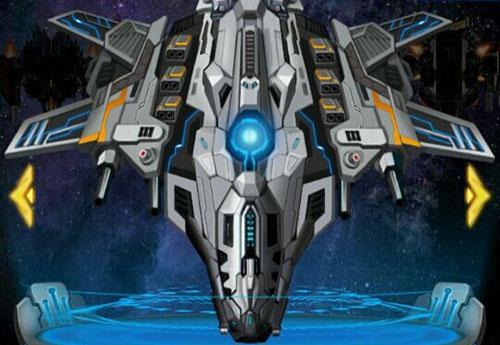 雷霆战机boss掠夺者X