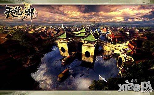 《天龙八部3D》iOS版开启 体验多元交互式江湖