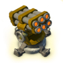 火箭发射器升