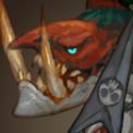 凶猛的巨魔长矛兵托托