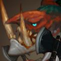 残暴的巨魔斧头兵罗托