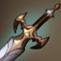 发光的短剑