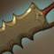 发光的蜥蜴剑