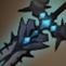 发光的死亡长剑