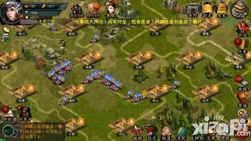 国战特色玩法来袭 《帝王三国2》延续经典玩法