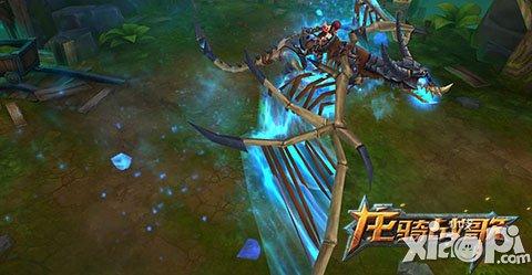 《龙骑战歌》封测在即 高清游戏截图抢先看