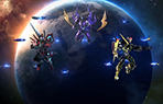 雷霆战机公会版本科幻CG 邀你征战星际