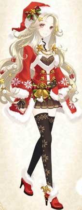 暖暖环游世界圣诞颂歌