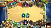 炉石传说术士蓝白卡组速攻技巧分享
