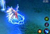 全民奇迹魔剑士技能视频展示 雷电侵袭