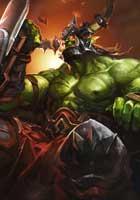 全民超神兽人之神欧克