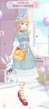 奇迹暖暖爱丽丝与小兔的茶会高分搭配攻略2