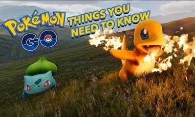 pokemongo新手快速上手指南 pokemongo新手怎么玩