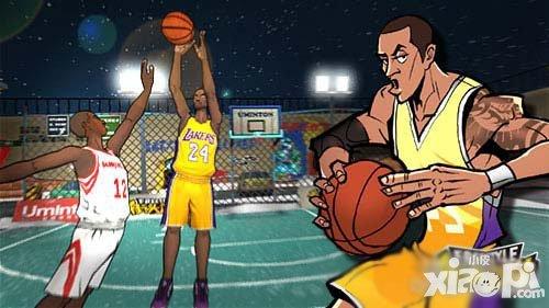 街头篮球手游蓝色涂鸦怎么选_街头篮球