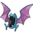 口袋妖怪大嘴蝠进化|口袋妖怪重制大嘴蝠属性图鉴 大嘴蝠怎么样