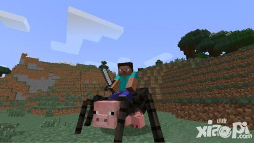 我的世界蜘蛛猪驯服攻略