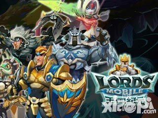 Lords Mobile lords are caught Raiders