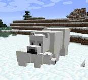 我的世界手机版北极熊