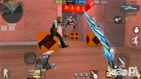 CF手游新年广场狙击枪使用技巧及狙击点位推荐