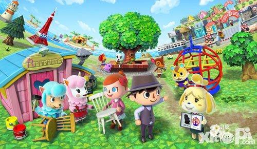 [动物之森switch]动物之森手游玩法介绍 游戏有什么特色