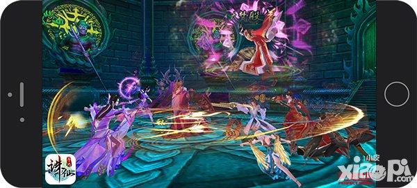 图片: 图7:《诛仙手游》玄冥神殿全队BUFF血战boss.jpg