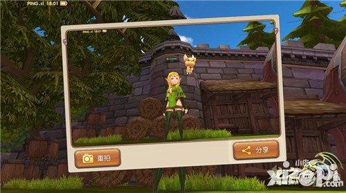 3D动作手游《龙之谷手游》终极测试12月7日开启