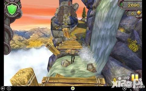 神庙逃亡2国际版和中文版使用攻略