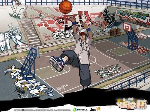 《街头篮球》FSPL职业联赛A组收官 Onestar多变阵容称霸