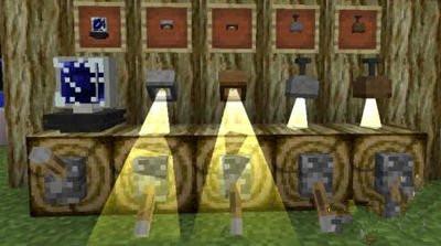 我的世界枫树mod灯制作攻略 灯怎么做