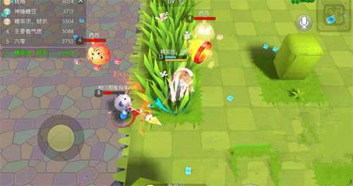 怪兽大作战草丛玩法详解 草丛怎么玩