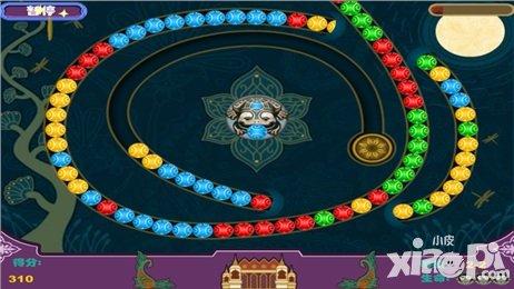 古印加祖玛游戏设定 游戏玩法介绍