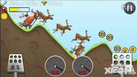 登山赛车是一款怎样的游戏 游戏有什么特点