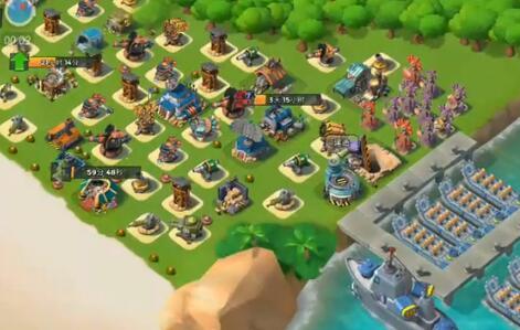 海岛奇兵3月3日克隆岛1-7攻略视频