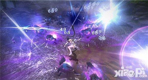 镇魔曲手游全新玩法曝光 技能系统将实现自动化