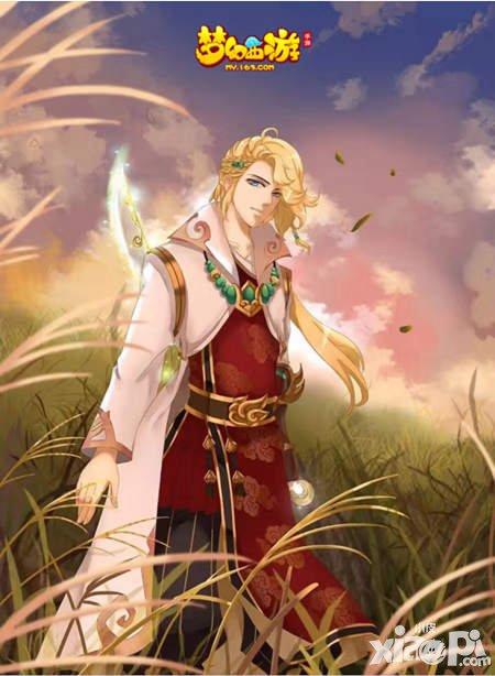 梦幻西游手游新角色亮相 西域异族王子漠少君