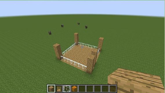 我的世界游戏怎么生孩子 如何创造村民