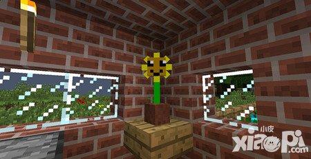我的世界植物大战僵尸MOD怪物太阳花