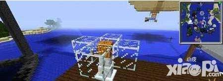 [我的世界刷雪机]我的世界自动造雪机 造雪机攻略