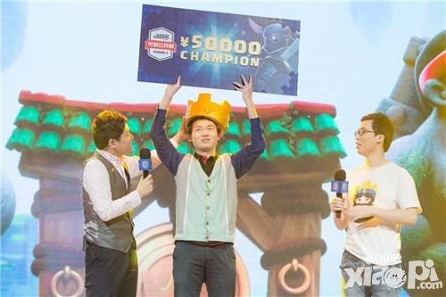 皇室战争CLOS2总决赛正式落幕 前四强进军亚洲杯