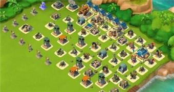 海岛奇兵防御建筑升级顺序攻略